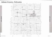Adams County Map, Adams County 2007